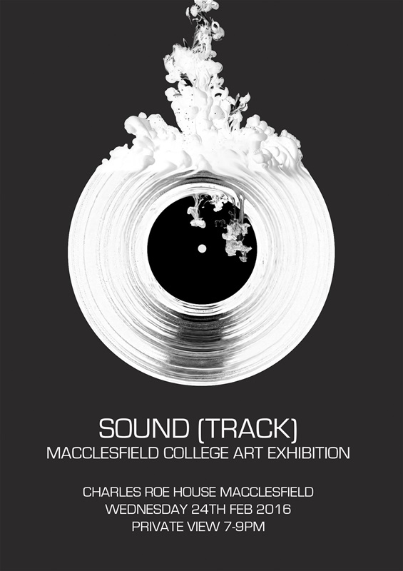 Sound (Track) Art Exhibition at Charles Roe House