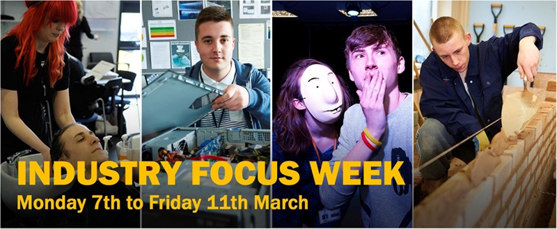 Industry Focus Week at Macclesfield College