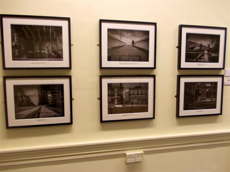 Photograpy student Max Sharp's Digital C Type Prints.