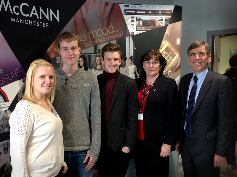 College's Careers Fair opens up opportunities for young people