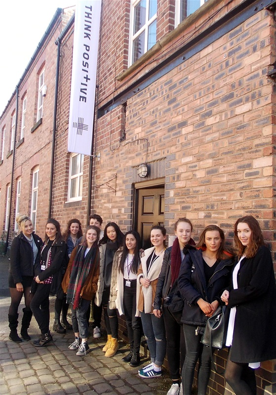 A positive industry experience for Fashion students