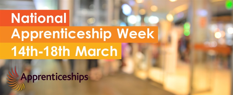 College celebrating National Apprenticeship Week 2016 (14–18 March)